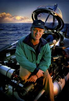 Dr Robert Ballard